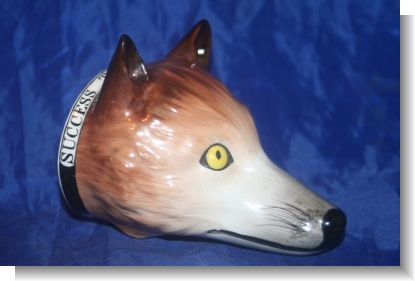 Rare FOX HEAD MELTON HUNT.
