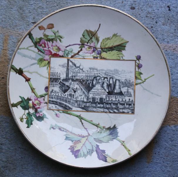Wonderlijk Hiscock And Shepherd Antiques - WILLIAM SMITH & Co POTTERY c.1870 QY-56